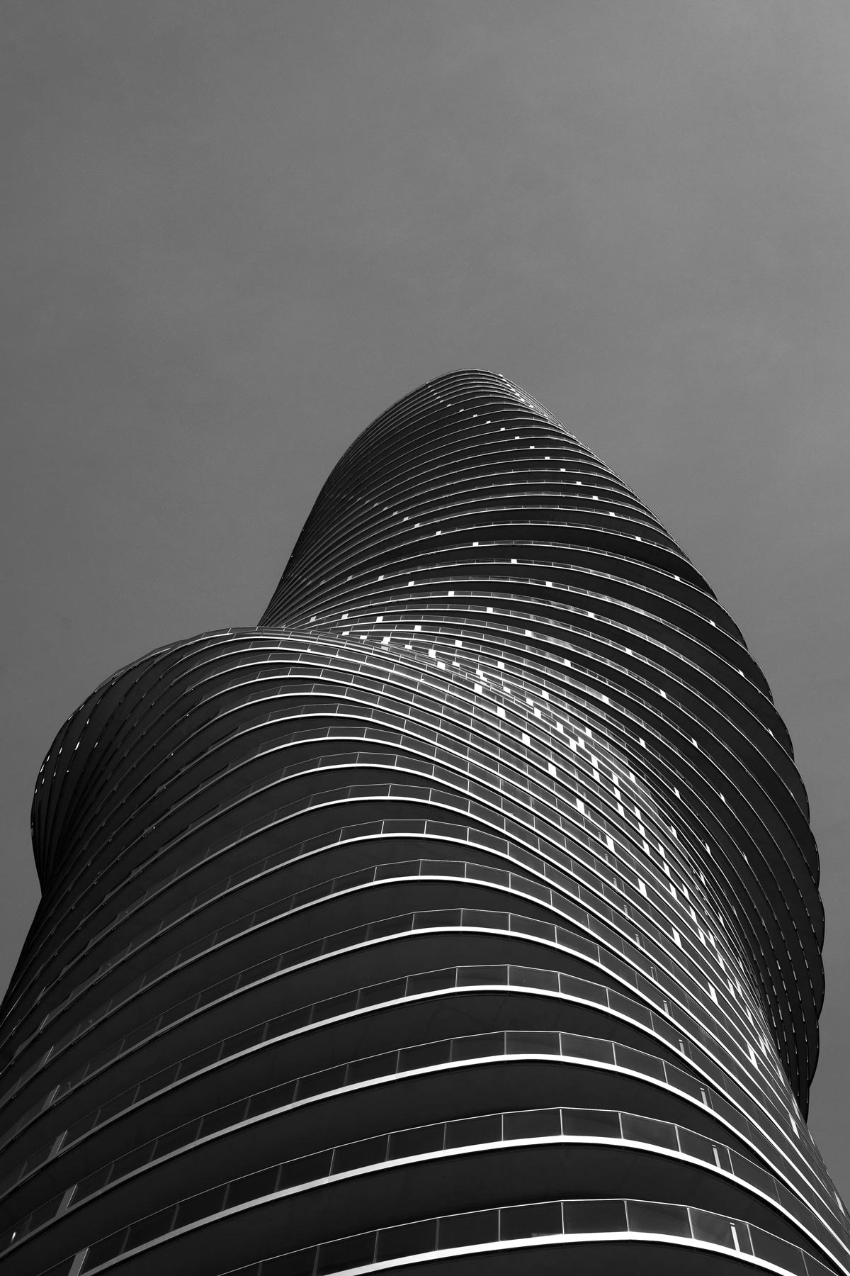 curves, plants, architecture, buldings, canada, toronto, mississauga, hamilton